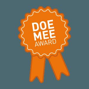 Wij zijn genomineerd voor de DoeMEE Award